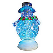 Colour Changing LED Christmas Water Ornament