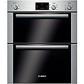 BOSCH HBN13B251B Classixx Electric Built-under Double Hot Air Oven Stainless Steel