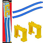 Tomy Tomica 85205 Sloped Rail and Girders Accessory Pack - Construction