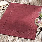 Tuscany Siena Raspberry 120x170 Wool Rug