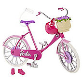 Barbie Let's Go Bike! Pink