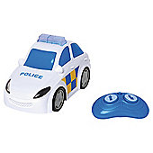 Carousel Drive and Talk Police Car