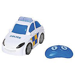 Carousel Drive and Talk Police Car