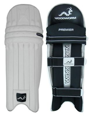 Woodworm Cricket Premier Junior Batting Pads - Youths Right Hand
