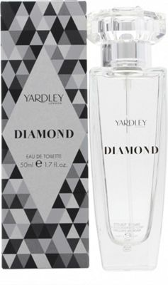 Yardley Diamond Eau de Toilette (EDT) 50ml Spray For Women