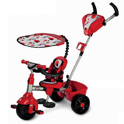 Little Tikes 4-in-1 Red Trike - Sports Edition