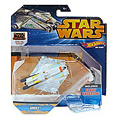 Hot Wheels Star Wars Rebels Starship - Ghost (cgw62)