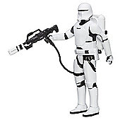 Star Wars The Force Awakens 30cm Deluxe First Order Flametrooper Figure