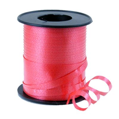 Curling Ribbon Red - 91m (each)