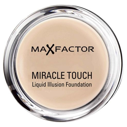 Max Factor Miracle Touch Fc Cpt 045 Warm Almond
