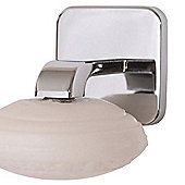 Bosign Stainless Steel Magnetic Soap Holder, Suction Cup Wall Mounted