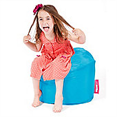 Big Bertha Original™ Indoor / Outdoor Little Bertha Kids Bean Bag - Aqua