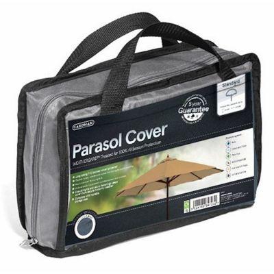 Gardman Standard Parasol Cover- Grey
