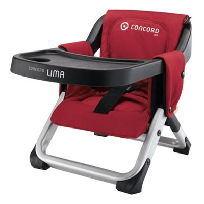 Concord Lima Travel highchair, Pepper