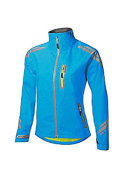 Altura Night Vision Evo Womens Waterproof Cycling Jacket - Blue