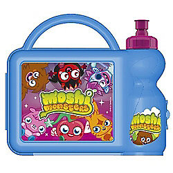 Moshi Monsters Lunch Box With Sports Bottle
