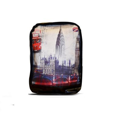 Non Branded London School Bag Rucksack Backpack