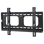 UM105S Fixed Super Thin Wall Mount Bracket - Black 24 inch - 42 inch TVs