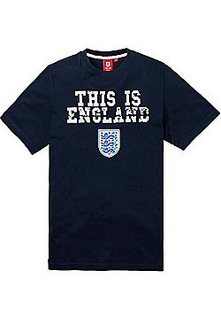 England Football Kids This is England Tee - Navy - Navy