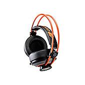 Cougar Immersa Binaural Head-band Black Red headset