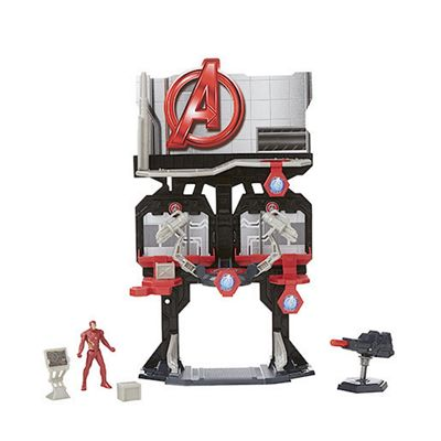 Marvel Captain America: Civil War Miniverse Playset - Iron Man Armoury