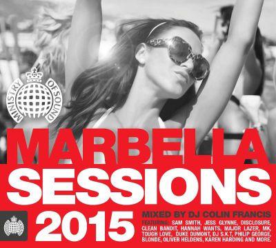 Marbella Sessions 2015 (3CD)