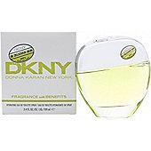 DKNY Be Delicious Skin Hydrating Eau de Toilette (EDT) 100ml Spray For Women