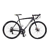 Coyote Gravel Trail Road Bike 48cm Alloy Frame 14 speed 700c