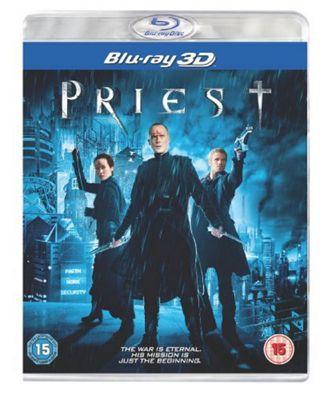 Priest (3D Blu Ray)