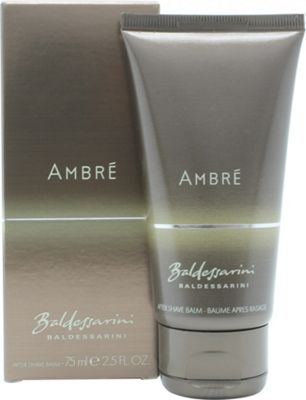 Baldessarini Ambré Aftershave Balm 75ml For Men