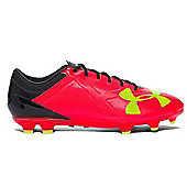 Under Armour UA Spotlight DL FG Football Boots - Red