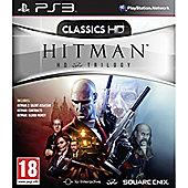 Hitman HD Trilogy Game PS3