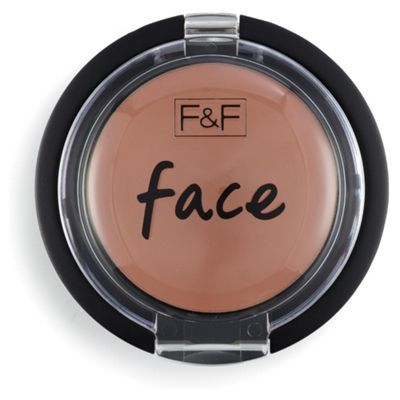 F&F Cream Blush - Nearly Nude