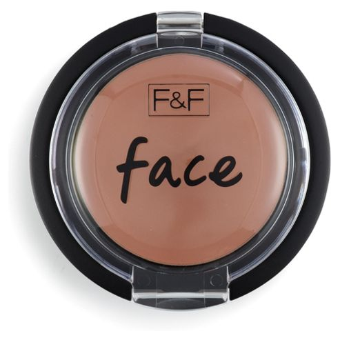 F&F Cream Blush - Nearly Nude