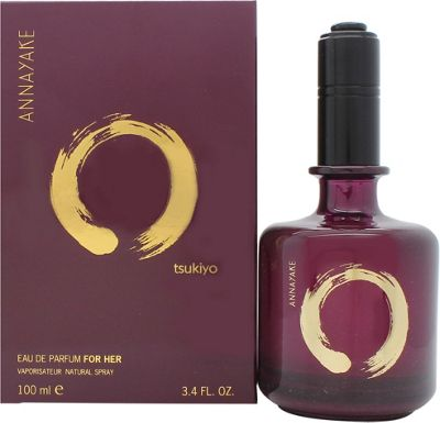 Annayake Tsukiyo for Her Eau de Toilette (EDT) 100ml Spray For Women