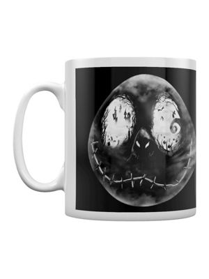 The Nightmare Before Christmas Jack Face NBX 10oz Ceramic Mug