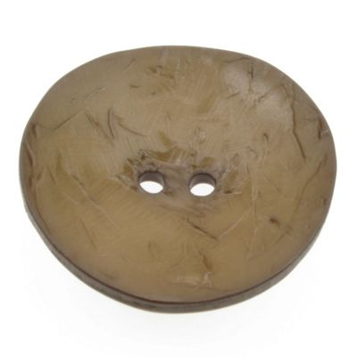 Dill Buttons 60mm Dished Earth