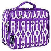 Kids' Lunch Box- Purple Wishbone