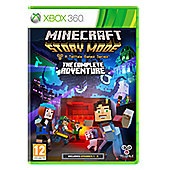 Minecraft Story Mode: The Complete Adventure Xbox 360