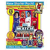Topps Premier League Match Attax 2017/18 - Starter Pack