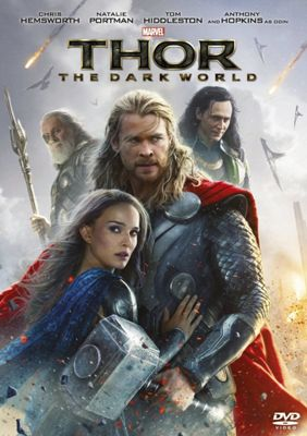 Thor: The Dark World - DVD