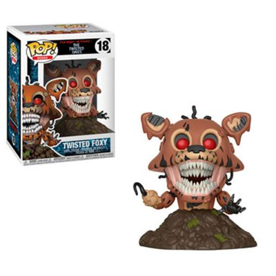 Funko Pop! Books - Fnaf The Twisted Ones Vinyl Figure - Twisted Foxy