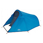 Vango 3 man Soul 300 Outdoor Dome Tent Blue