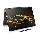 HP Spectre x360 15-bl001na, 15.6 inch, Core i7-7500U, 16GB, 1TB, NVIDIA GeForce 940MX, Convertible Laptop - Dark ash silver