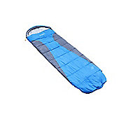 Regatta 2 Season Hilo Single Mummy Sleeping Bag Blue