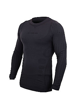 Altura Second Skin Long Sleeve Cycling Base Layer - Black