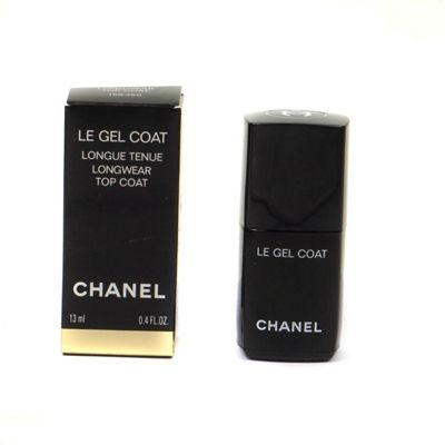 Chanel Le Gel Longwear Clear Top Coat