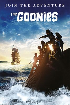 The Goonies Join The Adventure Poster 61 x 91.5cm