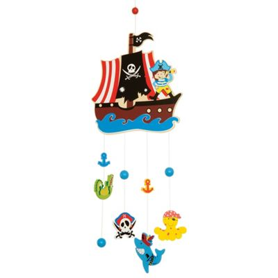 Bigjigs Toys Mobile (Pirate)
