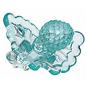 Bebelephant RazBerry Teether (Light Blue)
